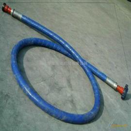 高压胶管厂家 102钢丝缠绕高压胶管防脱拔接头 由壬连接
