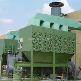 高效率滤筒除尘器 工业除尘器滤筒式脉冲除尘器
