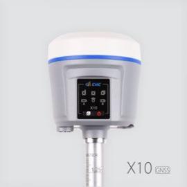 华测X10智能小型化GNSS RTK测量系统