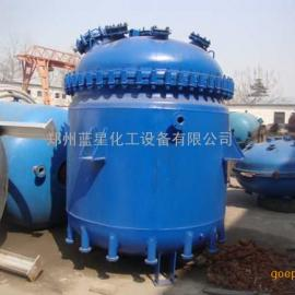 新疆电加热搪瓷反应釜、电加热不锈钢反应釜厂家