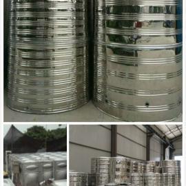 不锈钢保温水箱太阳能水箱承压水箱