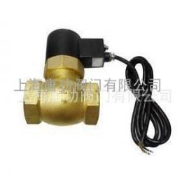 2唐功L-40防爆蒸汽电磁阀DN40 黄铜常闭式 1寸半