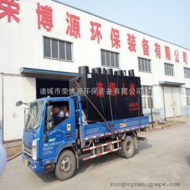 酿酒污水处理设备交易市场 污水处理成套设备 荣博源