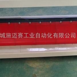 聚氨酯清扫器|DT系列皮带机清扫器