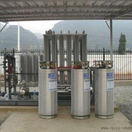小型lng瓶组气化站