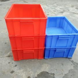 物流箱 贵州塑料周转箱 食品箱