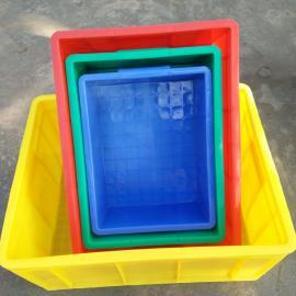 周转箱 贵阳塑料食品箱 物流箱