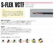 日本品川(SHINAGAWA)S-FLEX VCTF电线