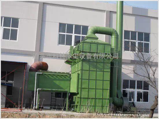 ZC型机械反吹风扁布袋除尘器