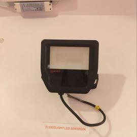 新品LEDVANCE欧司朗LED泛光灯标准型 白色 黑色10W20W30W50W