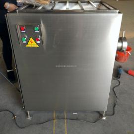 全自动冻肉绞肉机 厂家直销 不锈钢制造