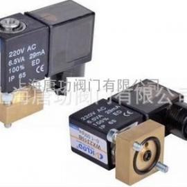 唐功WX2310B微型电磁阀 底板直动式二位三通空压