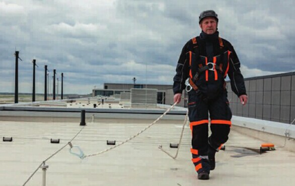 上门安装高空水平生命线防坠落系统出具整体方案以及技术标准