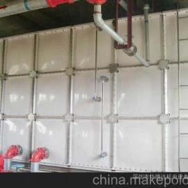 热销玻璃钢组合式水箱(东莞)厂家销售安装