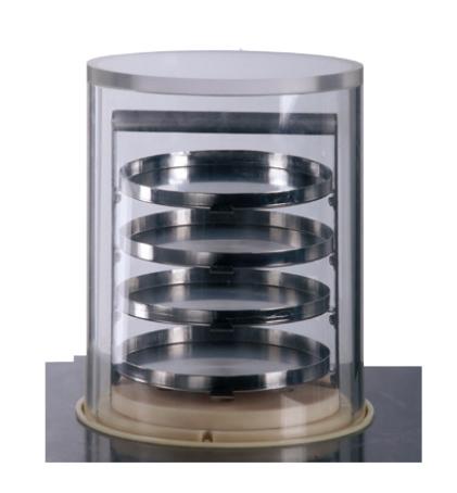 国产小型果蔬真空冷冻干燥机CTFD-12PT