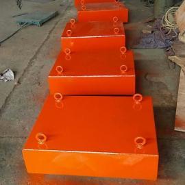砖瓦厂专用RCYB强磁悬挂式除铁器,皮带式强力永磁除铁器