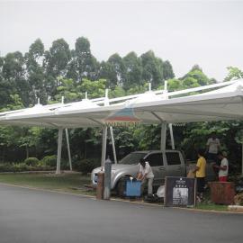 充电桩,停车棚,充电桩停车棚,膜结构停车棚,膜结构厂家