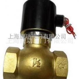 唐功ZQDF-500-50铜蒸汽电磁阀 丝扣直动式电磁阀