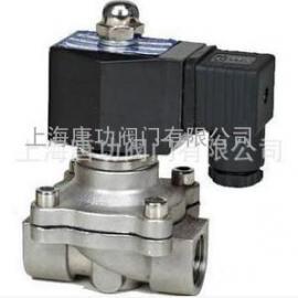 唐功2W320-32B不锈钢电磁阀 内螺纹节能型电磁阀