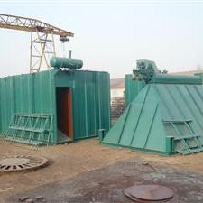 PPC(螺旋式)气箱式脉冲袋式除尘器