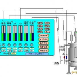 实验型生物发酵自动控制系统