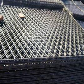 80刀钢板网常年加工脚手架钢板-钢板焊接四边-钢笆生产厂