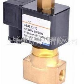 唐功AB42-02-10两通大流量直动式常开空用电磁阀