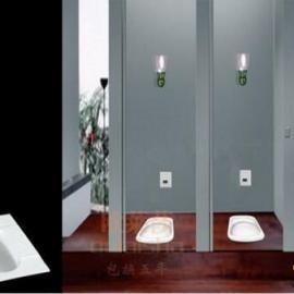 忻州小便感应器 忻州沟槽厕所节水器 运城红外感应冲水厕所