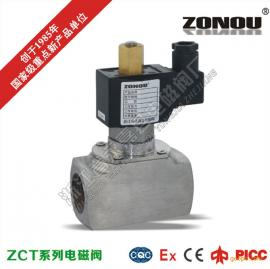 ZCT不锈钢微型电磁阀