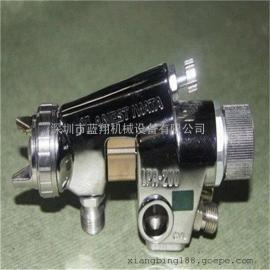 日本岩田LPA-200低压自动喷枪 高雾化流水线油漆喷枪
