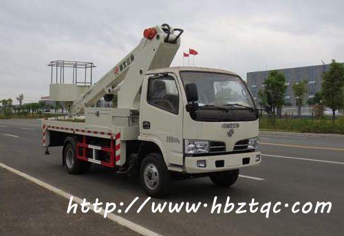 国五东风折臂 式18米高空作业车价格