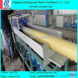 PE-C碳素纤维螺旋管生产线