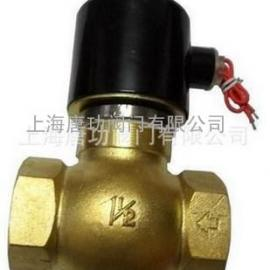 唐功ZQDF-400直动式活塞型蒸汽电磁阀 黄铜电磁阀