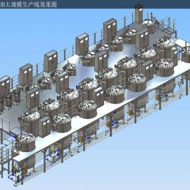 小型生物发酵控制系统