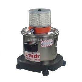 气动防爆吸尘器工业威德尔WX-115工厂车间吸铁屑粉尘铁屑