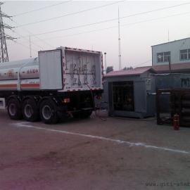 CNG压缩天然气减压计量撬装供气站
