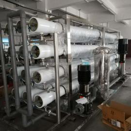 高纯水制备