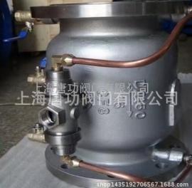 唐功LHS743X-16P不锈钢倒流防止器 防污隔断直流式