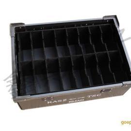 防静电中空板箱配防静电eva隔板定制