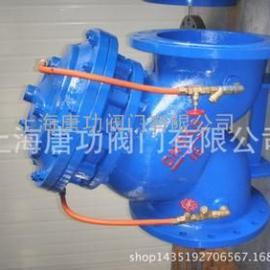 唐功阀门JD745X(DY300X)型多功能水泵控制阀