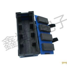 成都厂家订制中空板箱配防静电EVA内衬泡棉