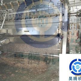 鸡鸭鹅屠宰设备信誉生产厂家昊腾机械