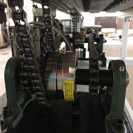齿轮连接型气动离合器BTC-40