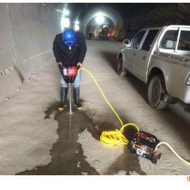 总代理价格优惠 美国绍尔单人背包式隧道检测钻机 混凝土取芯机