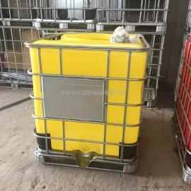高邮1吨化工吨桶IBC集装桶油漆包装桶堆码桶厂家直销