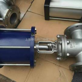 Z673X气动浆液不锈钢闸阀