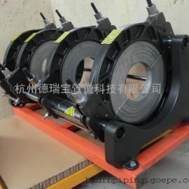 德瑞宝315型PE管道液压焊接机