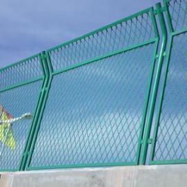高速公路防眩网/钢板网护栏网