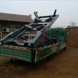 天津改装拉油罐车