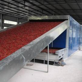 辣椒节能技术烘干机 辣椒烘干生产线